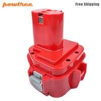 2000mAh 12V Ni-MH para MAKITA 1220 batería recargable: PA12 1222 de 1233 1233SA 1233SB 1235 1235A 1235B 192598-2 L30