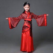 Christmas Teen Princess Cosplay Children Clothes Carnival Costume Elegant Beautiful Chinese New Year Dress for Girls(China)