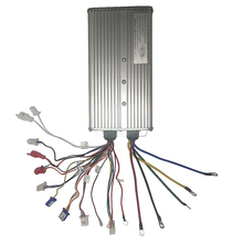 3000W 48V/60V/72V 80A Borstelloze Controller 24mos Voor Elektrische Fiets/Trycycle/E-Scooter/Motorfiets/Bldc Motor Controller