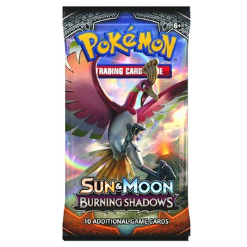 Pokémon TCG: Sun & Moon-Burning Shadows Booster Display Box (36 Packs) 2