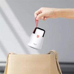 Image 5 - Youpin Deerma 2 في 1 صغيرة المحمولة مزيل الوبر الشعر الكرة المتقلب سترة قطع مزيل مزدوجة رئيس تصميم USB تهمة قابلة للشحن