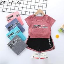 Tracksuit Badminton Jogging-Clothing Running-Sets Tennis Shorts-Set T-Shirt Gym Fitness