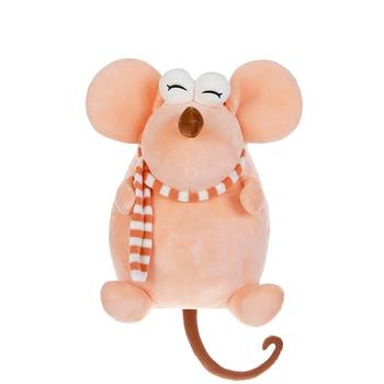 Мягкая плюшевая игрушка крыса Metoo, 24 см. 5