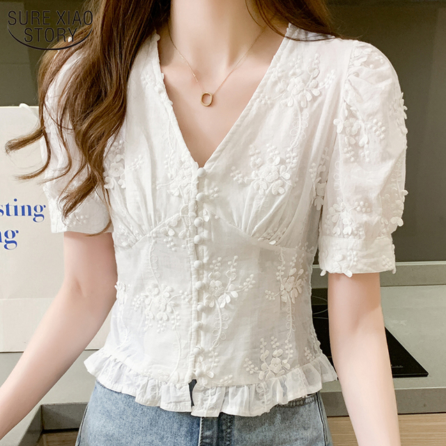 Lace Casual Top  1