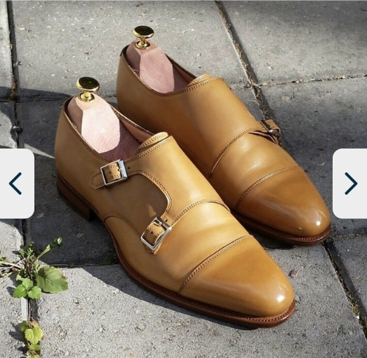 Men PU Leather Shoes Low Heel Casual Shoes Dress Shoes Brogue Shoes Spring Ankle Boots Vintage Classic Male Casual AB628