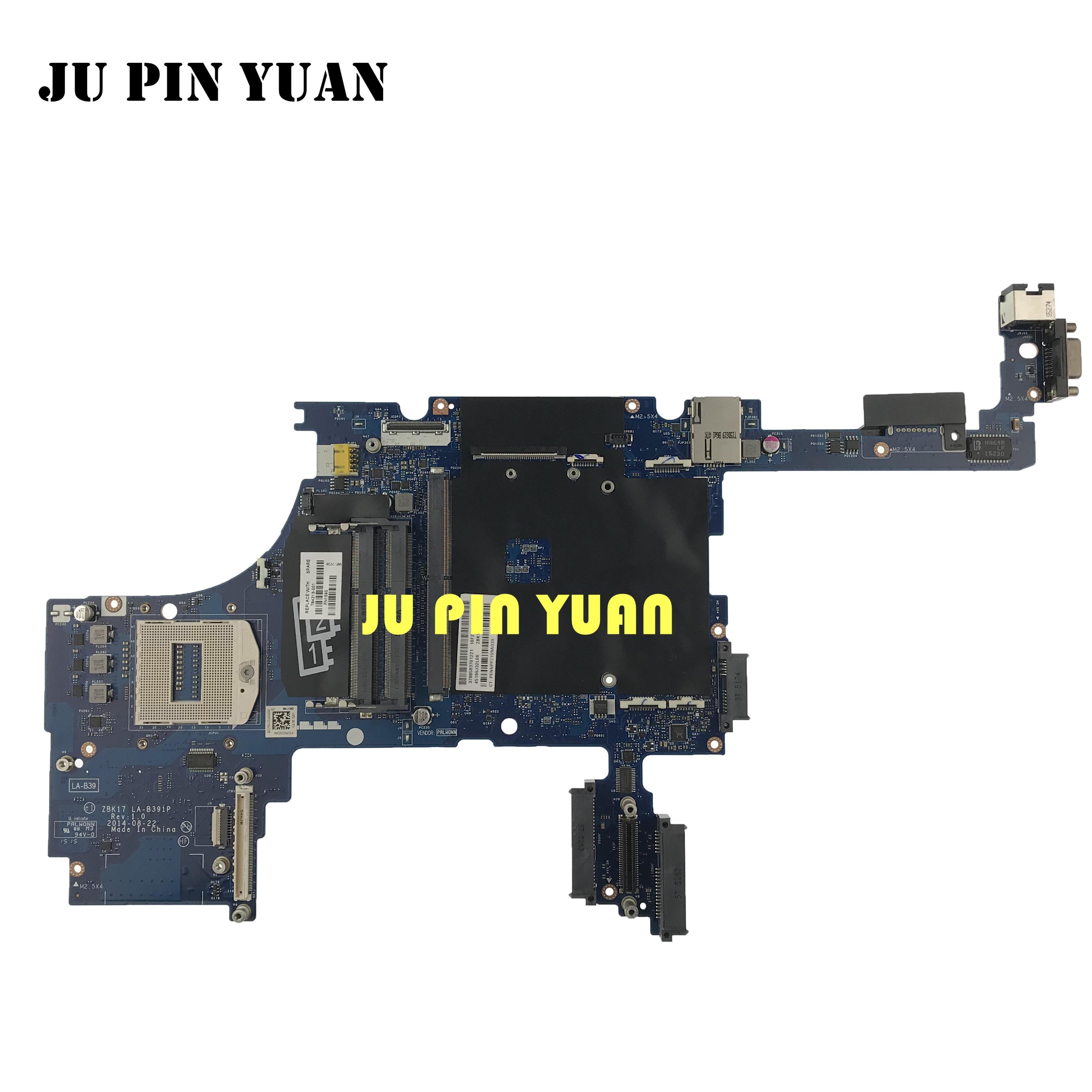 Ju Pin Yuan 784213 601 784213 501 784213 001 Placa Madre Para Hp Zbook 17 G2