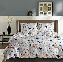 100% cotton Geometric element bedding set Duvet Covers Pillowcases comforter sets bedclothes bed linen (no sheet)