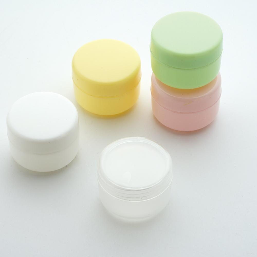 10g Candy Color Empty Cosmetic Containers Lipstick Lip Balm Holder DIY Sub-bottling Cream Jars