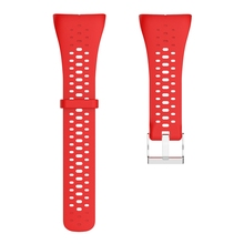 Universal Replacement Watch Band For Polar M400 M430 Sports Watch Adjustable Wrist Strap Durable Silicone Watch Accessories
