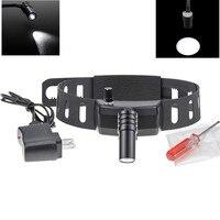 Medical Headlight 5W LED Medical Headlamp Dental Surgical Medical Headlight USB Rechargeable Battery