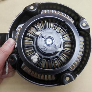 Image 1 - EX17 RECOIL STARTER METALL ABDECKUNG FÜR ROBIN SUBARU EX13 EX21 EH17 KX21 EP17 EY17 EP21 SP170 PKX301 RGX2900 GENERATOR 4,5 7HP