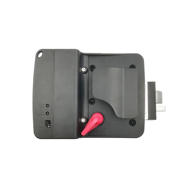 Dual Zinc Alloy RV Remote Entry Door Lock-5