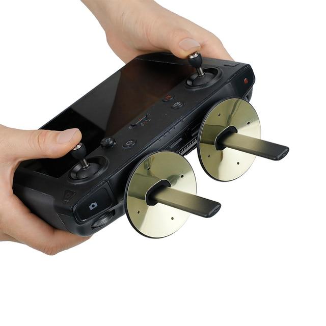 جهاز تحكم عن بعد إشارة معززة ل DJI Mavic 2 برو/Zooom جهاز تحكم ذكي المدى إشارة موسع الارسال هوائي ملحق
