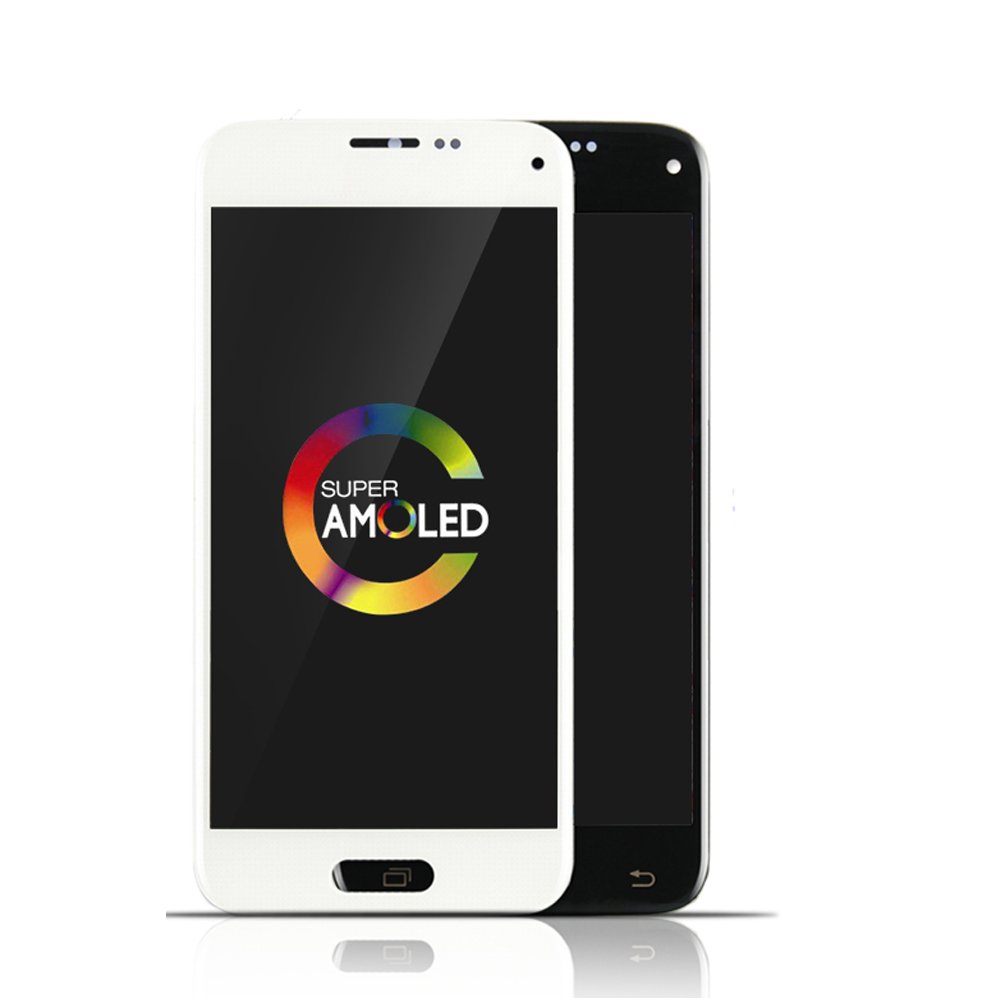 Super AMOLED 4.5