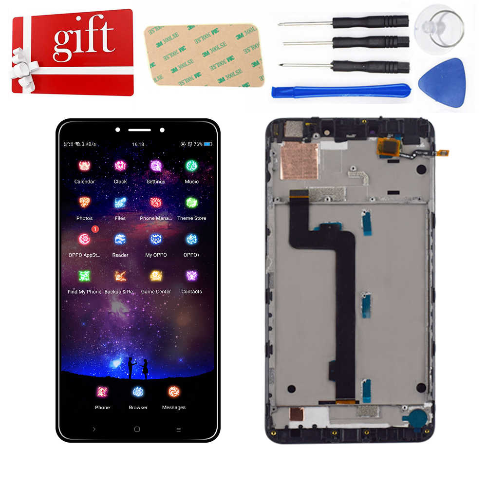 LCD For Xiaomi Mi Max 2 LCD Touch Max2 LCD Display Panel Touch Screen Glass Assembly With Frame For Xiaomi Mi Max 2 Max2 LCD