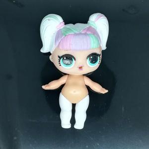 Оригинальная кукла-сюрприз LOLs, 1 шт., ультраредкий единорог с номером сзади, 8 см, Ограниченная Коллекция, подарок на Рождество для девочки