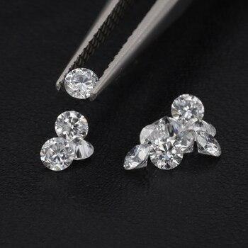 Starsgem Jewel 2.8mm DEF test positove VVS loose HTHP lab grown diamond high quality for jewelry setting