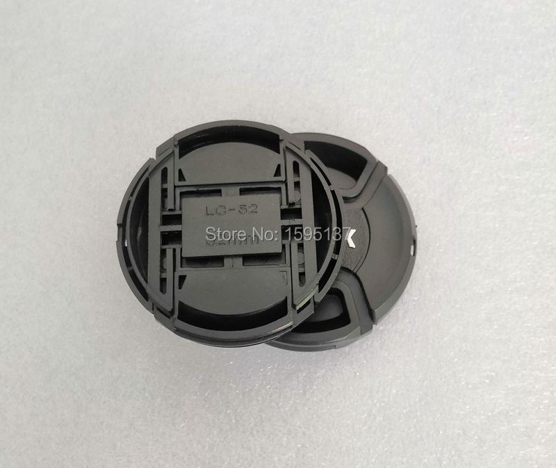 Крышка объектива 49 52 58 62 67 мм с центральной защелкой и защелкой для Камеры pentax PK dslr, чехол для камеры K10D, K20D, K7, K5, Kr, Kr, Kx, для цифровых зеркальны...
