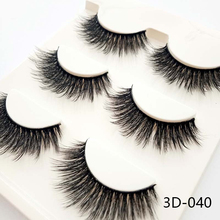 New Fashion Style 3 Pairs Of False Eyelashes Are Handmade To Lengthen At The End Eyes Clios postios zsmw