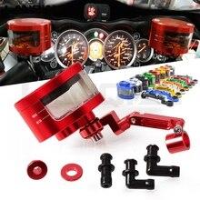 Мотоциклетный бачок тормозной жидкости для переднего колеса, бак сцепления, масляный бачок для Honda CBR1000RR CB650F CB1000R Обтекатели CBR 1000 RR 1000RR