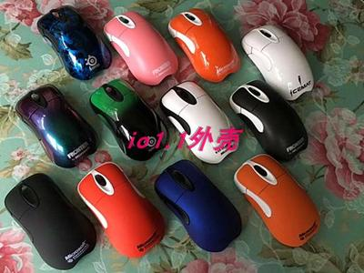 1 Set Original New White Mouse Case Mouse Shell For IntelliMouse Optical 1.1 IO1.1 Mouse Housing Cover