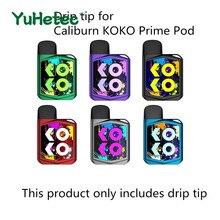 Drip-Tip Vaporizer Uwell Caliburn Electronic Cigarette Prime for KOKO Pod-Cover G-Pod-Kit