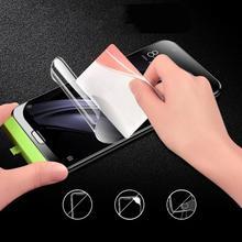 Защита экрана для Xiaomi 9T Redmi 7 Note 5 7 4X мягкая Гидрогелевая пленка защита экрана гелевое полное покрытие не стекло