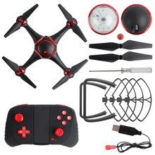 RC Drone S7 LED Night Vision RC Drone With 720P Camera WIFI RC Quadcopter 360 Rolling Headless Mode Helicopter Toys for Children holy stone hs190w drone rc quadcopter wifi selfie aerial camera headless mode racing drone foldable pocket rc helicopter toys