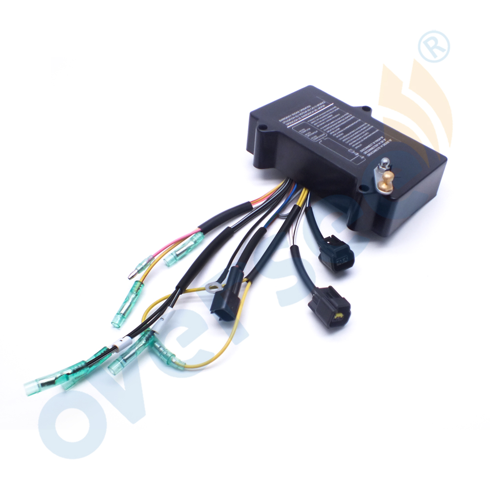 6H2-85540 CDI For Yamaha Outboard Motor 60HP 70HP 2 Stroke From 2002 To Now 6H2-85540-10 6H2-85540-12 Power Pack