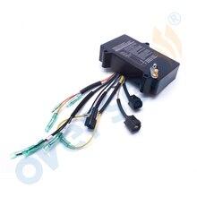 6H2 85540 CDI для подвесного мотора Yamaha 60HP 70HP 2 тактный с 2002 года по настоящее время 6H2 85540 10 6H2 85540 12 блок питания