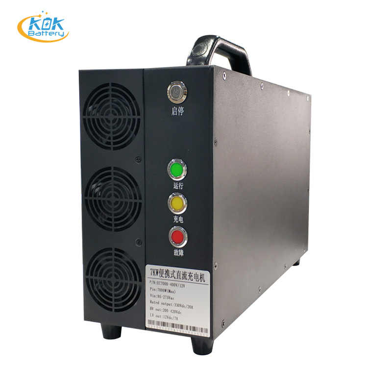 7KW High-Efficiency Charger Ev Laadstation Gb 32A Dc Socket