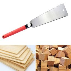 Piła ręczna SK5 japoński piła 3 krawędzi zębów 65 HRC przyrząd do cięcia drewna do czop drewna bambusa do krojenia z tworzywa sztucznego narzędzia do obróbki drewna 1PC Piła Narzędzia -