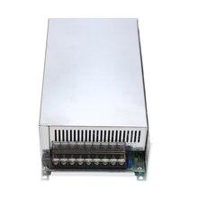 High-power 1200W voltage switching power supply 0-12V 24V 48V 60V 80V 110V 220V voltage adjustable