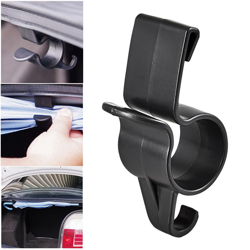 Car Rear Trunk Mounting Bracket Umbrella Holder Automobile Trunk Organizer For Umbrella Hanging Hooks For Travelling