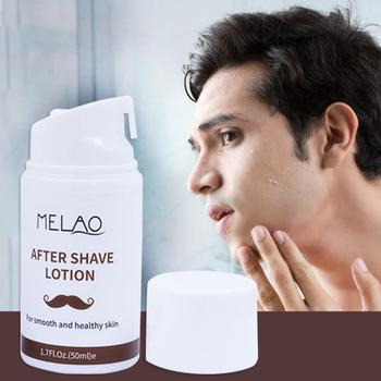 Aftershave Lotion 50g Men Moisturizing facial Toner Shrinking pore minimizer Whitening tonic face aftershave for men lotion 30P 1