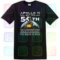 50th Anniversary Apollo 11 1969 mit Lunar Lander Hemd T-Shirt S-3XL UNS