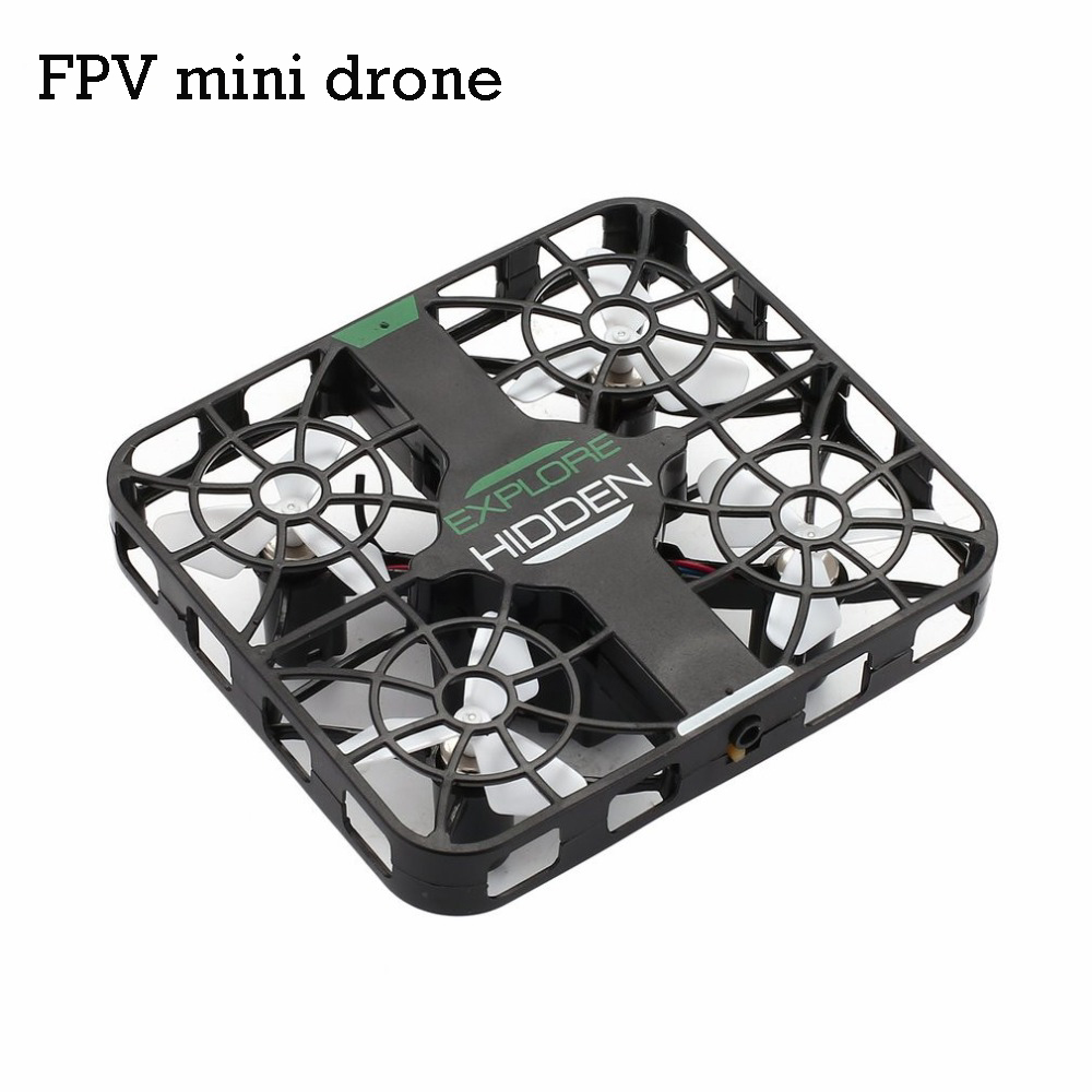 2.4Ghz Mini RC Quadcopter Drone Aircraft UAV With 0.3MP Wifi FPV Camera Altitude Hold Crashworthy Structure 3D Flip Toy Drone
