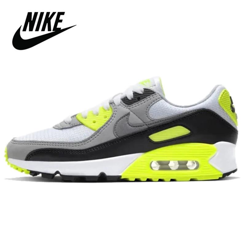 Nike AIR MAX 90 Sport Shoes Women Zapatilla De Deporte Hombre ...