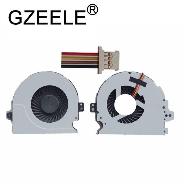 GZEELE מעבד מחשב נייד חדש לאייפון עבור HP קנאת ביתן M6 סדרת מעבד קירור מאוורר MG60120V1 C220 S9A 686901 001