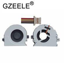GZEELE nouveau ordinateur portable cpu ventilateur de refroidissement pour HP envie pavillon M6 série CPU ventilateur de refroidissement MG60120V1 C220 S9A 686901 001