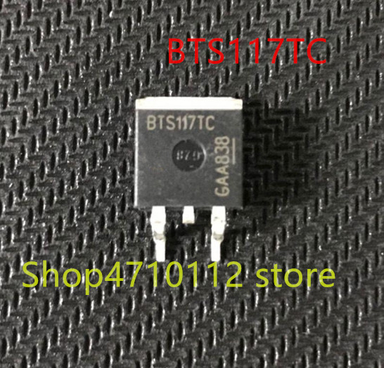 Free Shipping  10PCS/LOT NEW BTS117TC BTS117 TO-263