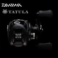 2019 DAIWA TATULA 100/150/200 T Wing System Low Profile Fishing Reel 7BB+1RB Soft Knob Saltwater Fishing Baitcasting Reel