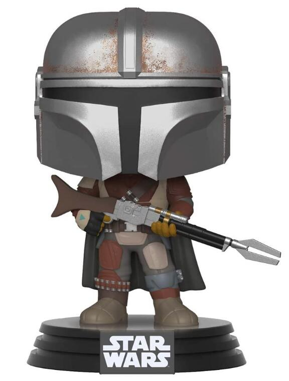 Star Wars Mandalorian Vinyl Doll Action Figure Toys|Action & Toy Figures|   - AliExpress