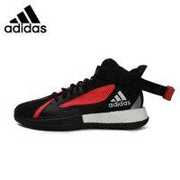 Original Neue Ankunft Adidas Posterize männer Basketball Schuhe Turnschuhe-in Basketball-Schuhe aus Sport und Unterhaltung bei