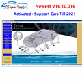 Новейшая модель; Мини-vci V15.00.028/V16.10.016 для TOYOTA Techstream FT232RL чип J2534 OBD2 диагностический кабель MINI-VCI программное обеспечение