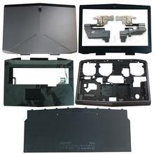 Новая задняя крышка ЖК дисплея для ноутбука/передняя панель/петли/Подставка