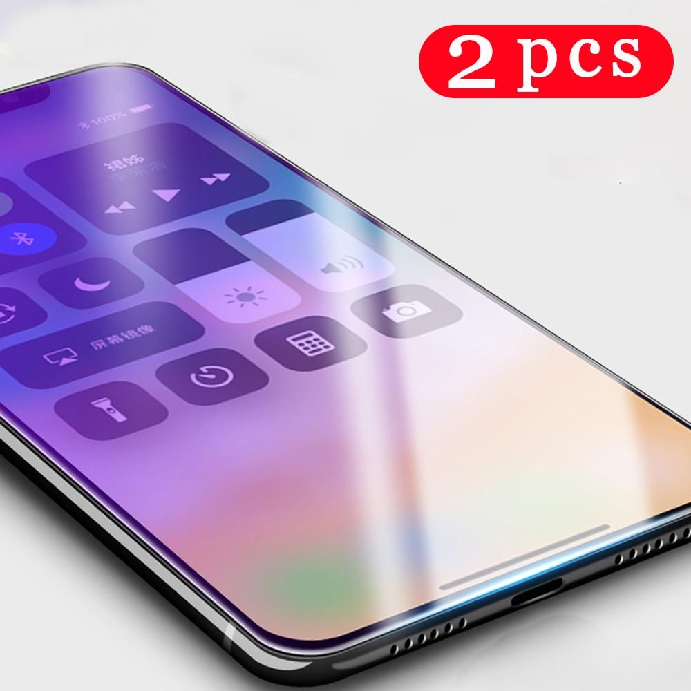 Anti Blue Light สำหร บ Iphone 11 Pro X