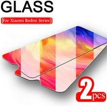 2 Stuks Cover Glas Screen Protector Voor Sony Xperia L4 L3 L2 L1 M2 M4 M5 Aqua XA2 XA1 Plus gehard Glas Hd Beschermende Glas Film