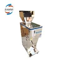2500G halbautomatische wiegen verpackung maschine für pulver  erdnüsse  tee  samen-in Vakuum-Lebensmittelversiegeler aus Haushaltsgeräte bei