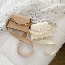 Женская сумка через плечо модная мессенджер из искусственной